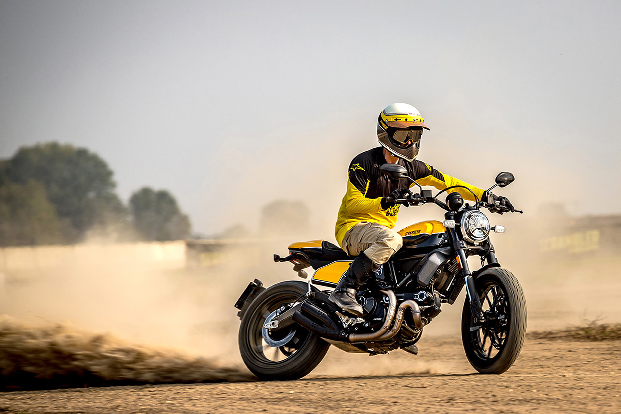 Scrambler Full Throttle en Ducati Guadalajara